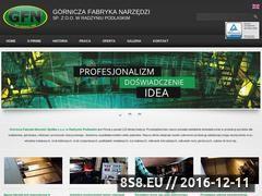 Miniaturka domeny www.gfn.com.pl