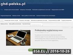 Miniaturka domeny www.ghd-polska.pl