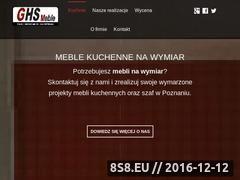 Miniaturka domeny www.ghsmeble.pl