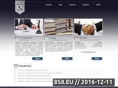Miniaturka domeny www.giedrojc.eu