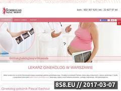 Miniaturka domeny ginekologpascal.com.pl