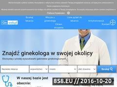 Miniaturka domeny ginweb.pl