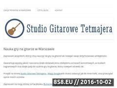 Miniaturka domeny gitara.waw.pl
