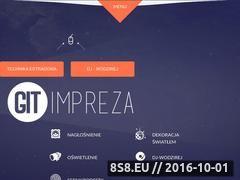 Miniaturka domeny gitimpreza.pl