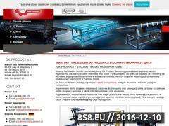 Miniaturka domeny www.gkproduct.pl