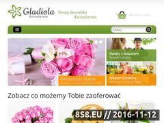 Miniaturka domeny gladiola.pl