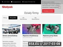 Miniaturka domeny gladysek.pl