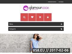 Miniaturka domeny glamourlook.pl