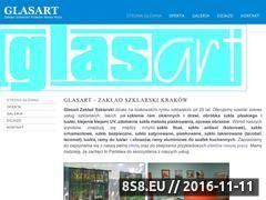 Miniaturka domeny glasart.pl