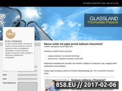 Miniaturka domeny glassland.com.pl