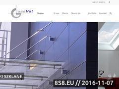 Miniaturka Montaż balustrad szklanych (www.glassmet.pl)