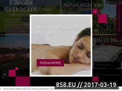 Miniaturka domeny www.gleboczek.pl
