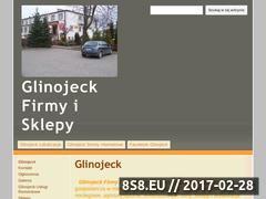 Miniaturka domeny glinojeck.waw.pl