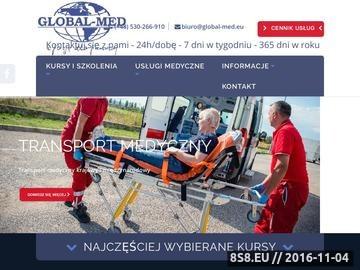 Zrzut strony Kurs pierwszej pomocy Lublin