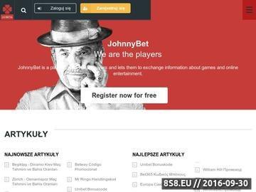Zrzut strony Bet365.com kod bonusowy