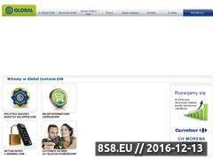 Miniaturka domeny www.globalcentrum.pl