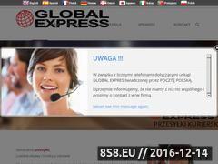 Miniaturka domeny www.globalexpress.pl