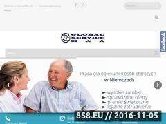 Miniaturka domeny globalservicema.pl