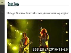 Miniaturka domeny www.globaltunes.pl