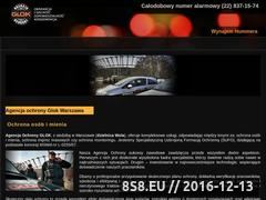 Miniaturka domeny www.glok.pl