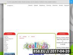 Miniaturka domeny www.glomerce.eu