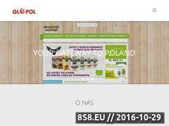 Miniaturka domeny glopol.com.pl