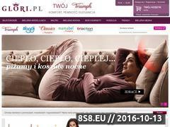 Miniaturka domeny www.glori.pl