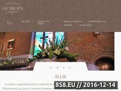 Miniaturka domeny www.glorioza.net