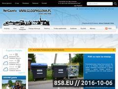 Miniaturka domeny www.glospasleka.pl