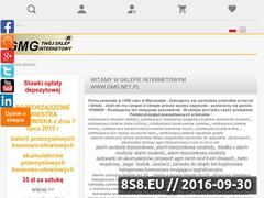 Miniaturka domeny gmg.net.pl
