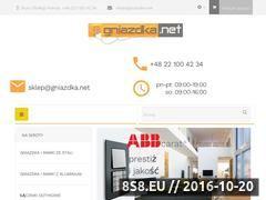 Miniaturka domeny gniazdka.net