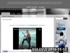 Miniaturka domeny gnievkumusic.blogspot.com