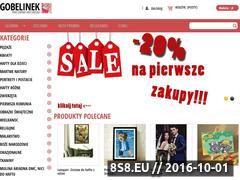 Miniaturka domeny gobelinek.com.pl
