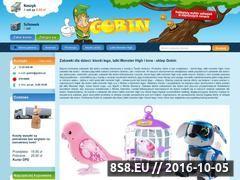 Miniaturka domeny gobin.pl