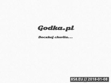 Zrzut strony Godka.pl - po śląsku i nie tylko
