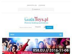 Miniaturka domeny www.godstoys.pl