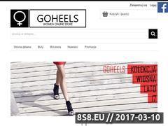 Miniaturka domeny www.goheels.pl