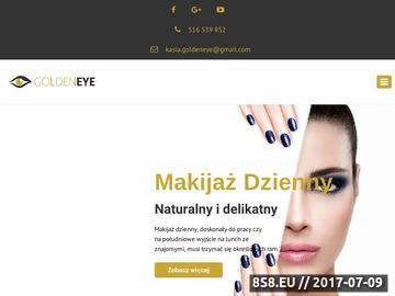 Zrzut strony Kosmetyczka Łódź
