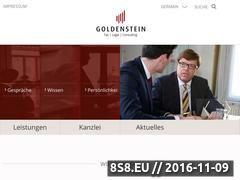 Miniaturka domeny goldenstein.pl
