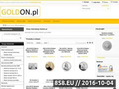 Miniaturka domeny goldon.pl
