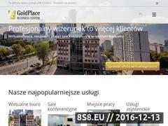 Miniaturka domeny goldplace.pl