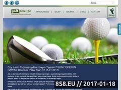 Miniaturka domeny golfpilki.pl