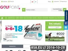 Miniaturka domeny www.golfpoint.pl