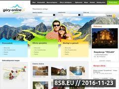 Miniaturka domeny www.gory-online.pl