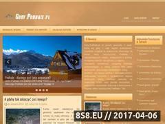 Miniaturka domeny gory.podhale.pl