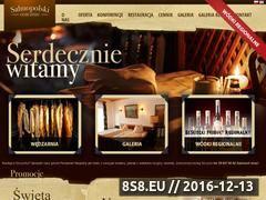 Miniaturka domeny gosciniec-szczyrk.pl