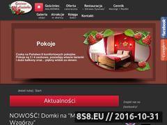 Miniaturka domeny gosciniecmalinowka.pl