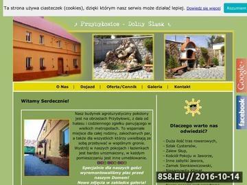 Zrzut strony GOŚCINNA ZATOCZKA - budynek agroturystyczny