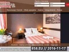 Miniaturka domeny www.goscinnakamienica.pl