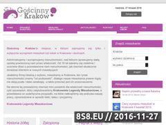 Miniaturka domeny www.goscinnykrakow.pl